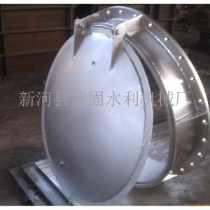 DN600浮箱拍门  不锈钢拍门生产厂家