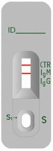 洪都拉斯用寨卡IgG病毒抗体ELISA检测试剂盒