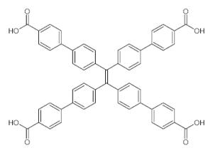 实验室现货供应 四[4-(4'-羧基苯基)苯基]乙烯  CAS号:1610858-96-2