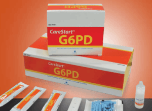 G6PD缺乏症(恶性疟疾研究)检测卡