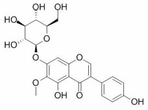 鸢尾苷 CAS:611-40-5