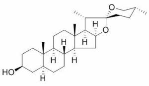 剑麻皂苷元 CAS:77-60-1