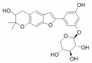 桑皮苷C厂家 CAS:102841-43-0
