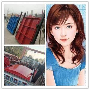 福建优质的铸铁方形闸门厂家