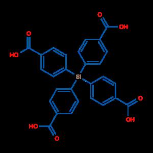 四(4-羧基苯基)硅