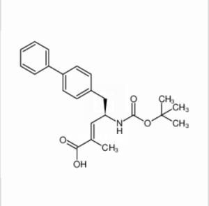 (R,E)-5-([1,1'-联苯]-4-基)-4-((叔丁氧羰基)氨基)-2-甲基-2-戊烯酸