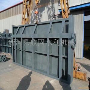 液压升降钢制闸门价格