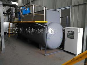 MBR污水处理设备工艺流程