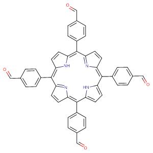 5,10,15,20-四(4-醛基苯)-21H,23H-卟啉 CAS:150805-46-2
