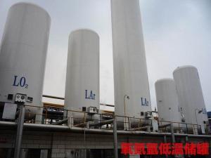 30立方液氧储罐 50立方液氧储罐厂家   液氧储罐厂家