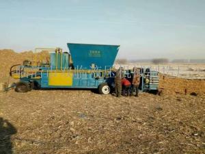 場地作業型玉米秸稈打包機*報價