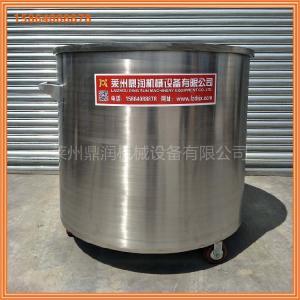 鼎潤拉缸 不銹鋼拉缸 1000L不銹鋼儲罐 分散機攪拌桶 化工原料盛放容器