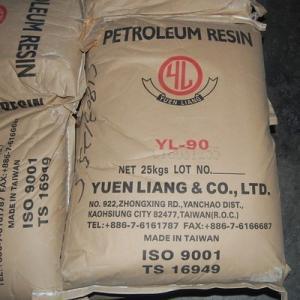 YL-140M石油树脂(台湾元良)汽车表面涂料石油树脂 相容性好,粘力强,味道浅。 产品图片