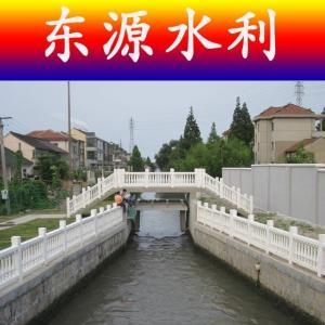 浙江温州海塘坝闸门 景观钢坝闸门