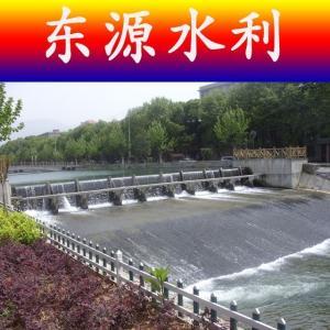 东源景观钢闸门厂家景观水景坝闸门