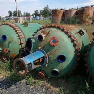 全国回收二手搪瓷反应釜 产品图片