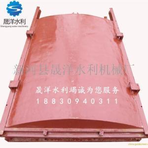 拱形鑄鐵閘門 平板鑄鐵閘門 各種型號 加工定制