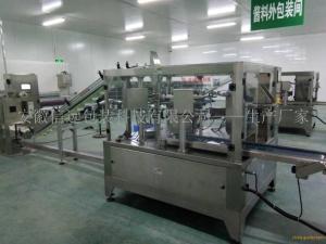 重庆牛油、清油火锅底料自动包装机 产品图片