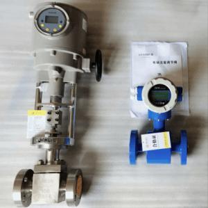 电动高压调节阀 产品图片
