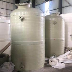 江蘇啟鴻供應一次成型儲罐   聚丙烯儲罐