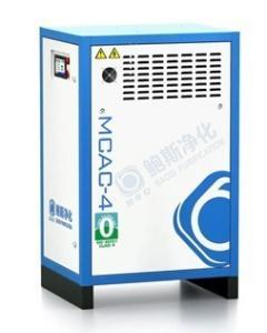 0級無油壓縮機+油水分離設備+小型壓縮空氣凈化器+MCAC 鮑斯凈化