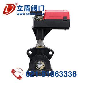 LDVQ02电动调节球阀