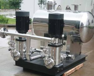 沁泉 XWG型無負壓供水設備變頻給水機組