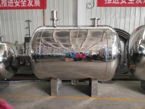 甘肃兰州不锈钢储罐全国供应天城机械