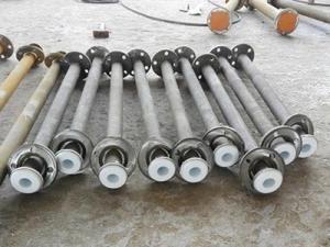 鋼襯四氟管道產品圖片