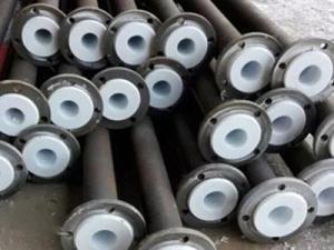 鋼襯四氟管道-廠家產品圖片
