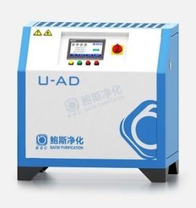 獲得真正無油的壓縮空氣 除油冷凍式干燥機+UAD