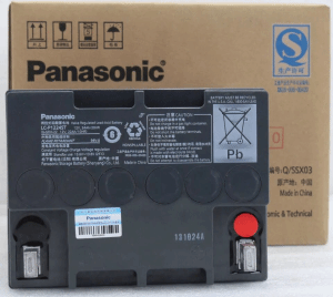 松下蓄电池LC-P1238价格松下蓄电池报价