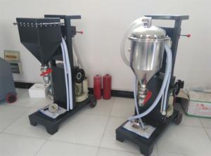 灭火器灌装机快速灌装干粉灭火器二氧化碳灭火器 产品图片