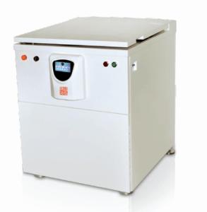 落地式低速大容量冷冻离心机产品图片