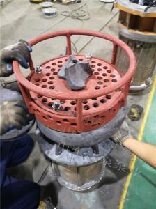 50——400mm大口徑泥漿泵 大排量抽沙泵 沃泉制造