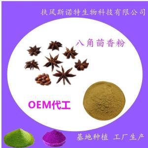 八角茴香提取物 八角茴香粉 扶风斯诺特生产厂家  产品图片
