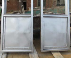 机闸一体铸铁闸门规格