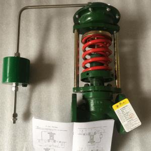 自力式压力调节阀 产品图片
