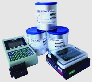 Charm ROSA黄曲霉毒素5分钟定量检测条-行业标准 产品图片