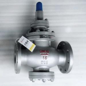 蒸汽减压阀 产品图片