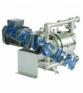 进口不锈钢电动隔膜泵-进口品质 产品图片