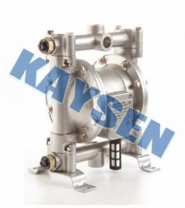 进口不锈钢气动隔膜泵价格 产品图片
