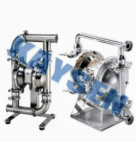 进口卫生级隔膜泵(德国泵业品牌) 产品图片