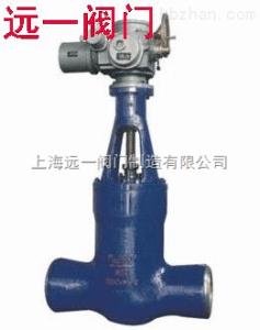 电动焊接闸阀Z960Y-160/250/320