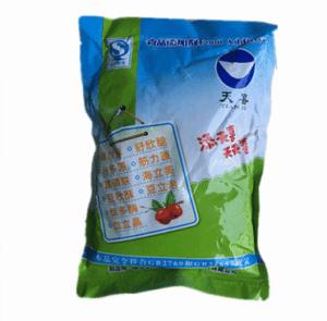 天喜 筋力源B 冷冻米面制品 酿皮 现货批发 1kg起订 筋力源B