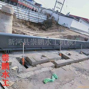 水利局专用液压翻板坝,液压翻板闸门价格