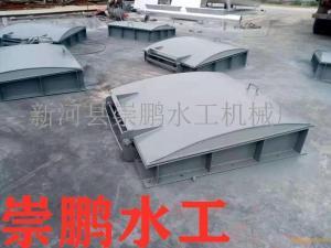 拍门安装组织方案,铸铁闸门厂家