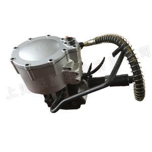 保胤氣動鋼帶打包機 廣東鋼材打包機 一體式鋼帶打包機