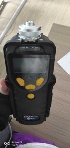 黑色款华瑞PID原理离子化VOC气体检测仪7340型的拷贝