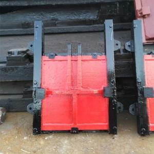 1.8×1.8m平面铸铁闸门多钱一套